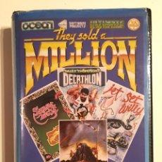 Videojuegos y Consolas: SPECTRUM - MILLION - CON INSTRUCCIONES- 1985. Lote 175724019