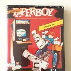 Videojuegos y Consolas: SPECTRUM - PAPERBOY - ZAFI CHIP - ZAFIRO SOFTWARE - 1986. Lote 176916334