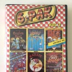 Videojuegos y Consolas: SPECTRUM - 6-PAK - VOL. 2 - ZAFI CHIP - ZAFIRO 1987. Lote 176917332