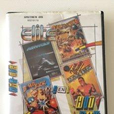 Videojuegos y Consolas: SPECTRUM - HIT PAK - ZAFI CHIP - ZAFIRA 1986. Lote 176918324