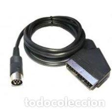 Videojuegos y Consolas: SE VENDE CABLE DE ALTA CALIDAD PARA SPECTRUM SCART,RGB. Lote 176927209