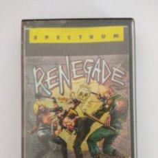 Videojuegos y Consolas: JUEGO SPECTRUM/RENEGADE.. Lote 177181985