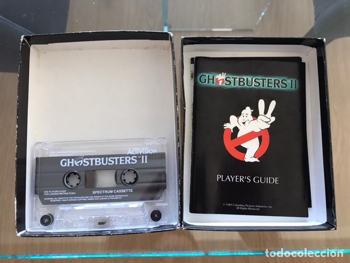Videojuegos y Consolas: Ghostbusters II - Spectrum - Cinta - Foto 3 - 177729624