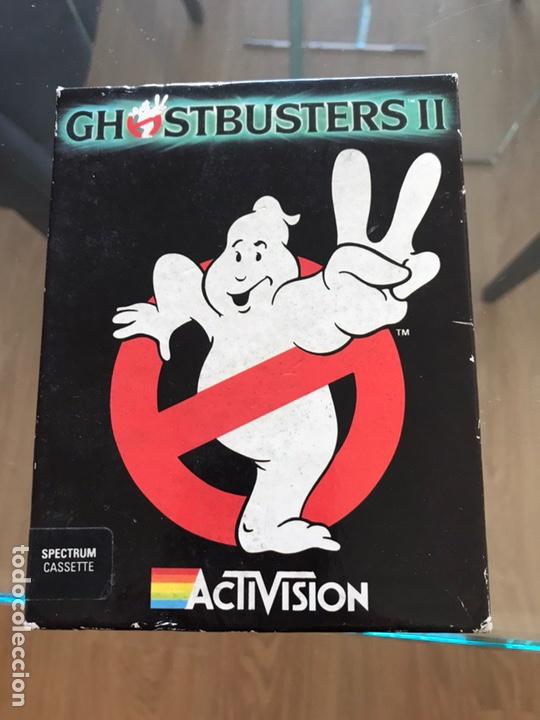 GHOSTBUSTERS II - SPECTRUM - CINTA (Juguetes - Videojuegos y Consolas - Spectrum)