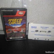 Videojuegos y Consolas: JUEGO CRAZY CARS 2 SPECTRUM. Lote 178076359