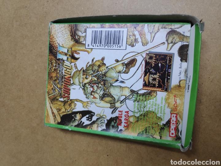 Videojuegos y Consolas: Livingstone Supongo II para SPECTRUM [Opera Soft] 1987 - Foto 4 - 178593430