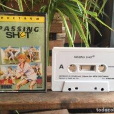 Videojuegos y Consolas: SPECTRUM JUEGO PASSING SHOT. ERBE.. Lote 178625390