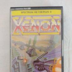 Videojuegos y Consolas: CASETE SPECTRUM/XENON/DROP SOFT.. Lote 179523383