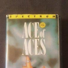 Videojuegos y Consolas: ACE OF ACES..SPECTRUM. Lote 179534377
