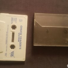 Videojuegos y Consolas: CHUCK YEAGER'S..SPECTRUM. Lote 179542446