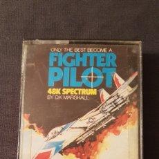 Videojuegos y Consolas: FIGHTER PILOT..48 K SPECTRUM. Lote 180024183