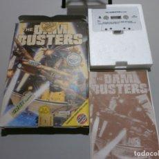 Videojuegos y Consolas: JUEGO SPECTRUM 48 THE DAMBUSTERS CAJA GRANDE DE CARTON RARO BUEN ESTADO. Lote 180484720