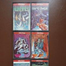 Videojuegos y Consolas: PACK DINAMIC - SPECTRUM. Lote 180847708