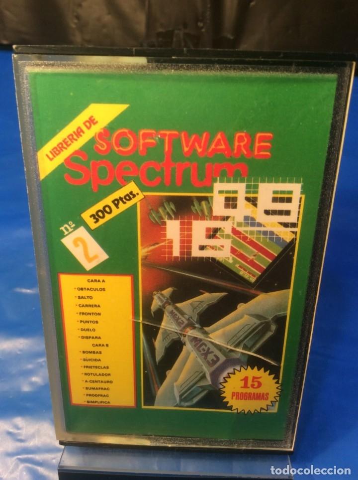 Videojuegos y Consolas: 3 !!!! CINTAS SPECTRUM ¡¡ LES FLICS - OTHELLO - SOFTWARE Nº 2 - ¡¡ (VER FOTOS) - Foto 8 - 181511107