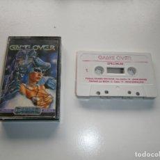 Videojuegos y Consolas: JUEGO DE SPECTRUM - GAME OVER - CAJA PEQUEÑA - DINAMIC. Lote 181984450