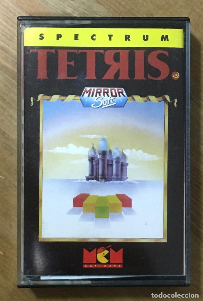 TETRIS - SPECTRUM (Juguetes - Videojuegos y Consolas - Spectrum)