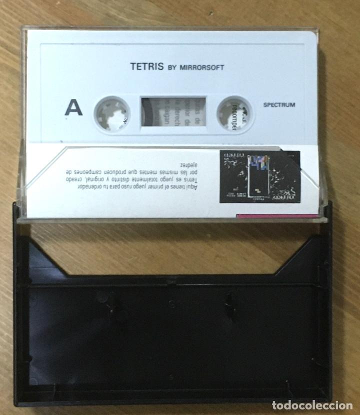 Videojuegos y Consolas: TETRIS - SPECTRUM - Foto 2 - 182120377