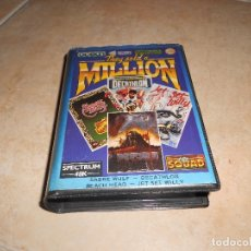 Videojuegos y Consolas: SPECTRUM - THEY SOLD A MILLION FRANK - SABRE WULF - JET SET WILLY. Lote 183323530