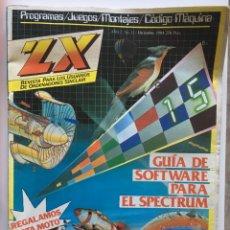 Videojuegos y Consolas: REVISTA ESPECIAL NAVIDAD 1984 ZX SPECTRUM. Lote 183654676
