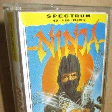 Videojuegos y Consolas: JUEGO SPECTRUM, NINJA. Lote 183733006