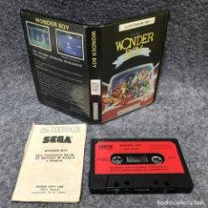 Videojuegos y Consolas: WONDER BOY SINCLAIR ZX SPECTRUM. Lote 183944536