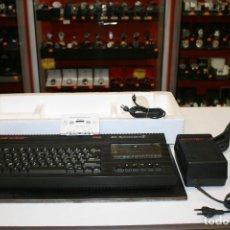 Videojuegos y Consolas: SINCLAIR 128K SPECTRUM +2 CON JUEGO. Lote 184724916