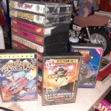 Videojuegos y Consolas: LOTE DE 14 VIDEOJUEGOS ORIGINALES SPECTRUM AÑOS 80.. Lote 184826742