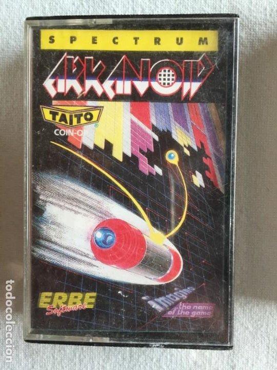ARCANOID (Juguetes - Videojuegos y Consolas - Spectrum)