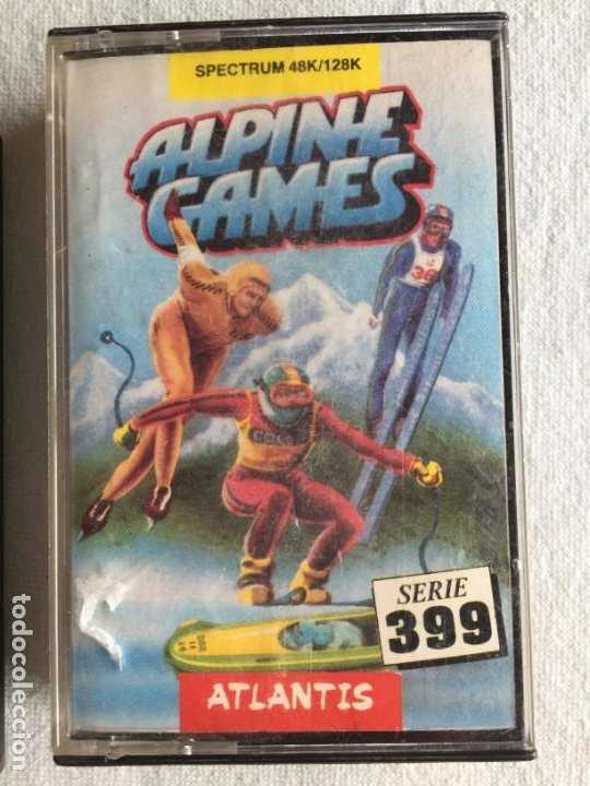 ALPINE GAMES (Juguetes - Videojuegos y Consolas - Spectrum)