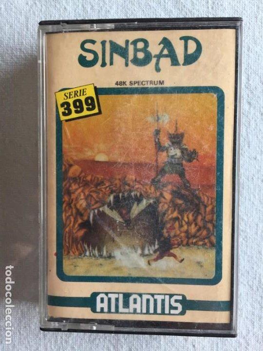 SINBAD (Juguetes - Videojuegos y Consolas - Spectrum)