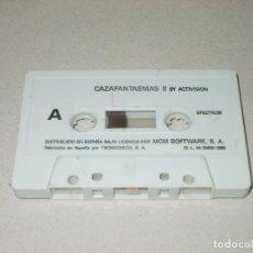 Videojuegos y Consolas: JUEGO SPECTRUM. CAZAFANTASMAS 2. ACTIVISION / MCM. Lote 186308887