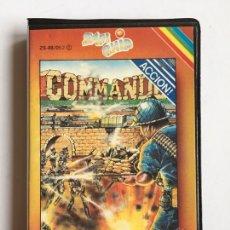 Videojuegos y Consolas: SPECTRUM- COMMANDO - VIDEO JUEGO - CONSOLA. Lote 190069517