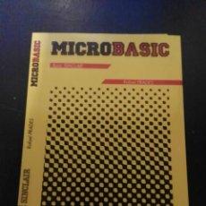 Videojuegos y Consolas: CUBIERTAS NUEVAS CURSO MICRO BASIC DE MICROHOBBY (MICRO HOBBY) PARA SPECTRUM. Lote 190780545