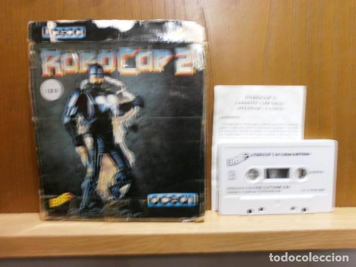 JUEGO SPECTRUM ROBOCOP 2 (Juguetes - Videojuegos y Consolas - Spectrum)