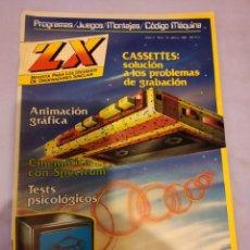 Videojuegos y Consolas: REVISTA ZX PARA LOS USUARIOS DE ORDENADORES SINCLAIR SPECTRUM - NÚMERO 16 . MARZO 1985. Lote 191006828