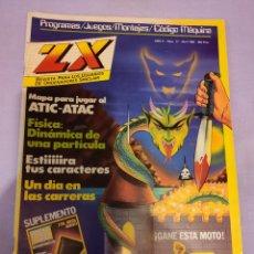 Videojuegos y Consolas: REVISTA ZX PARA LOS USUARIOS DE ORDENADORES SINCLAIR SPECTRUM - NÚMERO 17 . ABRIL 1985. Lote 191006977
