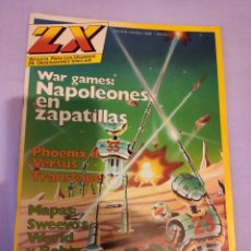 Videojuegos y Consolas: REVISTA ZX PARA LOS USUARIOS DE ORDENADORES SINCLAIR SPECTRUM - NÚMERO 29 . ABRIL 1986. Lote 191008580