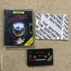 Videojuegos y Consolas: SINCLAIR ZX SPECTRUM 48K - THE SENTINEL (FIREBIRD GOLD, 1987) - ESTUCHE GRANDE - RARO. Lote 191537845