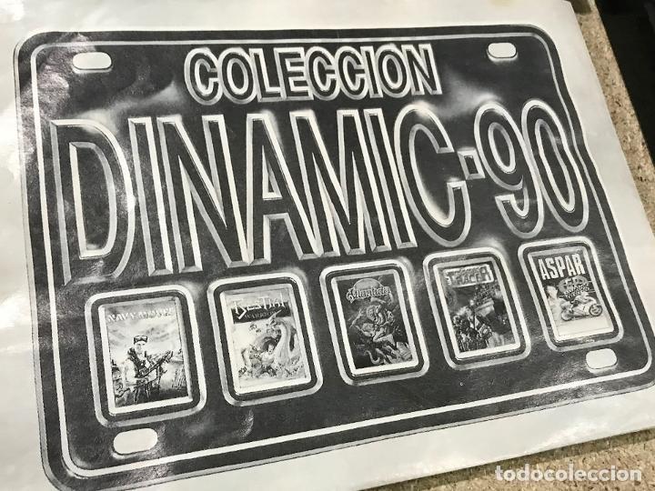 Videojuegos y Consolas: COLECCION DINAMIC 90 PARA SPECTRUM JUEGOS: ASPAR G.P. MASTER - NAVY MOVES - RESCATE ATLANTIDA - Foto 4 - 191747770
