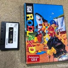 Videojuegos y Consolas: RODLAND ZX SPECTRUM - EDICION ESPAÑOLA - RARO. Lote 191748558