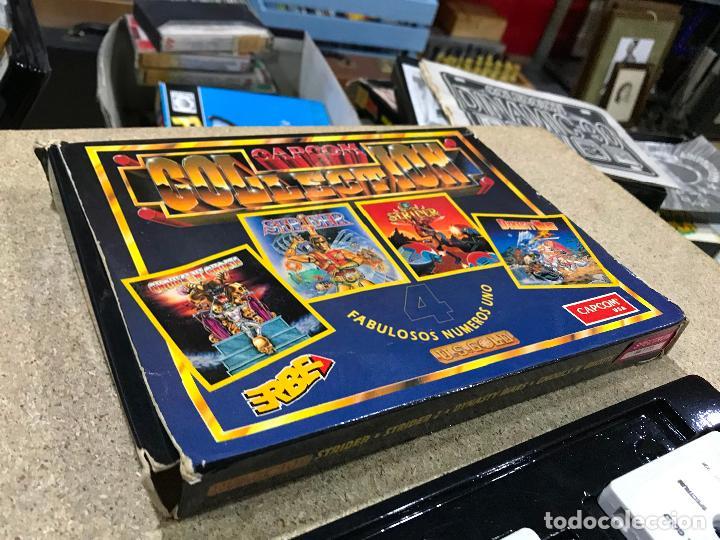 Videojuegos y Consolas: Juego spectrum, Capcom collection by u. S. Gold, strider I y II, dynasty.... - Foto 2 - 191842800