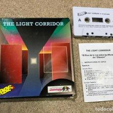 Videojuegos y Consolas: JUEGO DE ORDENADOR SPECTRUM THE LIGHT CORRIDOR - RARO. Lote 191845761
