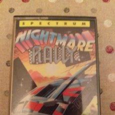 Videojuegos y Consolas: NIGHTMARE RALLY. Lote 192739946