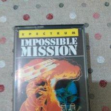 Videojuegos y Consolas: MISION IMPOSSIBLE. Lote 192742140