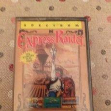 Videojuegos y Consolas: EXPRESS RAIDER 1987. Lote 192742645