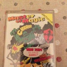 Videojuegos y Consolas: MASTER OF MAGIC. Lote 192743230