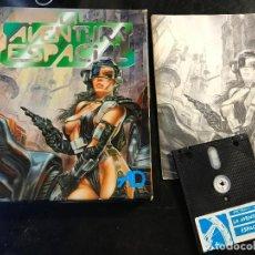 Videojuegos y Consolas: LA AVENTURA ESPACIAL PARA SPECTRUM +3 DISCO. Lote 192749423