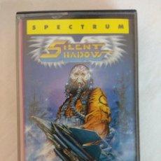 Videojogos e Consolas: CASETE SPECTRUM/SILENT SHADOW. . Lote 193082920