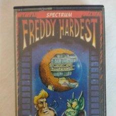 Videojogos e Consolas: CASETE SPECTRUM/FREDDY HARDEST. . Lote 193083011