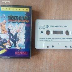 Videojuegos y Consolas: TIGER ROAD-SPECTRUM. Lote 193241386